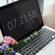 Time management tips tijd laptop